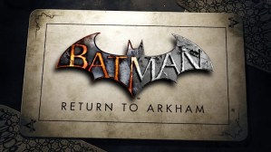 Batman Return To Arkham Mac OS