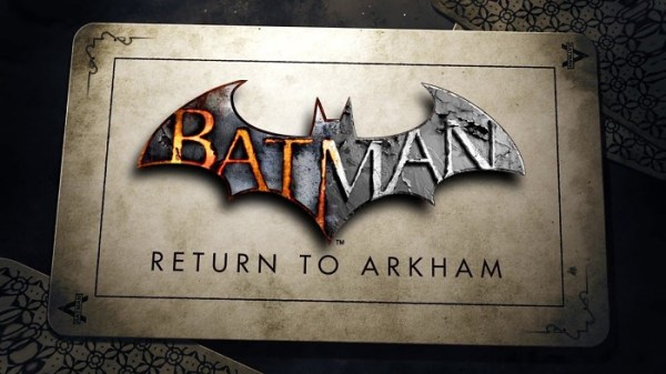Batman Return To Arkham Mac OS FREE