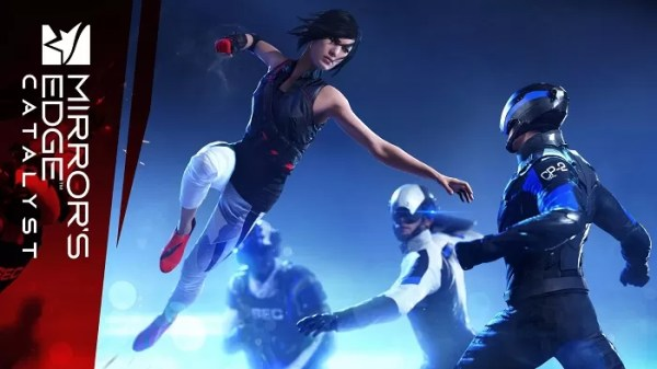 Mirrors Edge Catalyst Mac OS X FREE ACTiVATED 2016