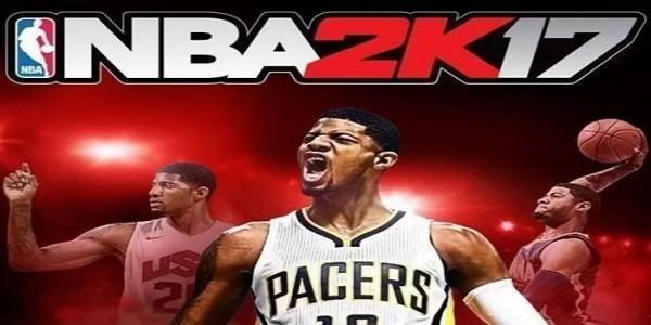 NBA 2K17 Mac OS X FREE Download