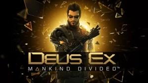 Deus EX Mankind Divided Mac OS X