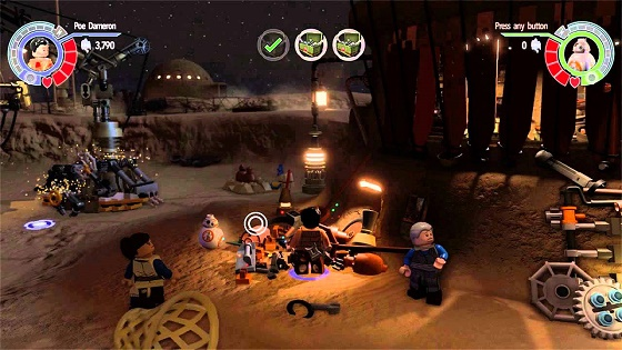 Lego Star Wars The Force Awakens Mac OS