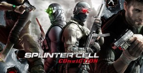 Splinter Cell Conviction Mac OS X