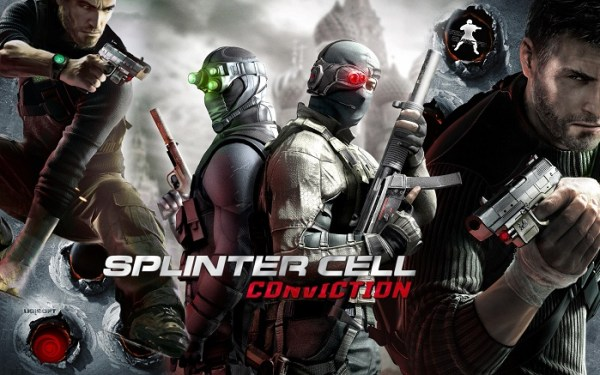 Splinter Cell Conviction Mac OS X FREE VERSION
