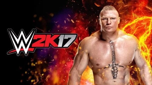 WWE 2K17 Mac OS X Game FREE Download