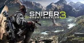 Sniper Ghost Warrior 3 Mac OS X