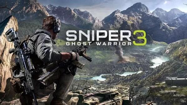 Sniper Ghost Warrior 3 Mac OS X Version