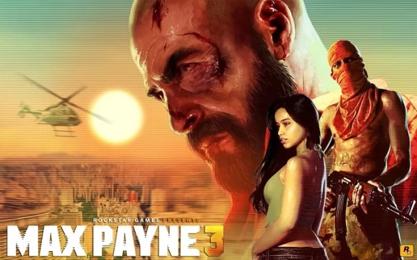 Max Payne 3 Mac OS X FREE Download
