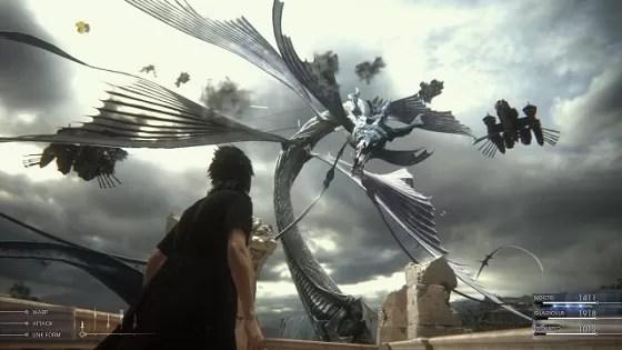 Final Fantasy XV Mac OS X