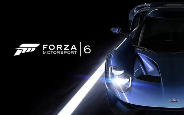 Forza Motorsport 6 Mac OS X FREE VERSION