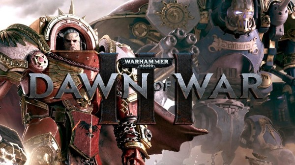 Warhammer 40.000 Dawn of War 3 Mac OS X NEW GAME 2017