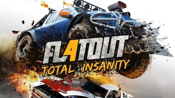 FlatOut 4 Total Insanity Mac OS X Version NEW FREE