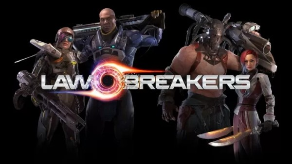 LawBreakers Mac OS X NEW 2017 macOS Game