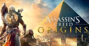Assassins Creed Origins Mac OS X