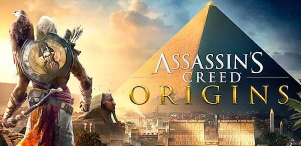 Assassins Creed Origins Mac OS X [FULL GAME]