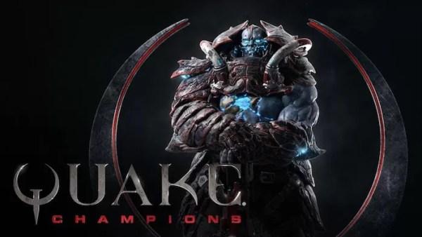 Quake Champions Mac OS X ONLINE FREE GAME