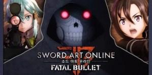 Sword Art Online Fatal Bullet Mac OS X