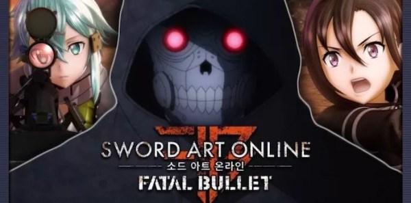Sword Art Online Fatal Bullet Mac OS X RPG
