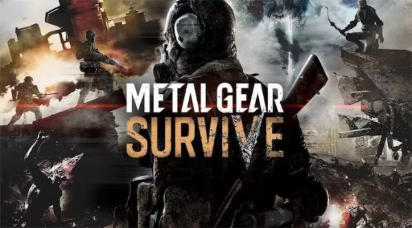 Get Metal Gear Survive Mac OS X Version NEW