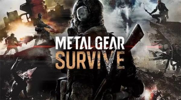 Get Metal Gear Survive Mac OS X Version NEW