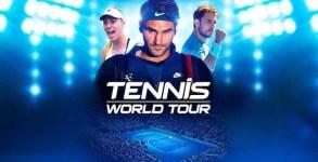 Tennis World Tour Mac OS X