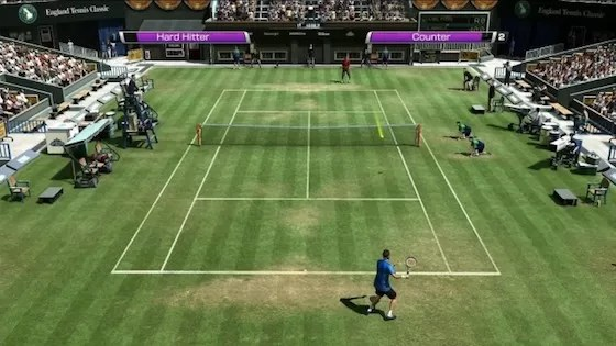 Tennis World Tour Mac OS X