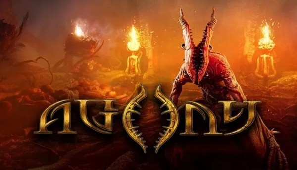 Agony Mac OS X New HORROR Game
