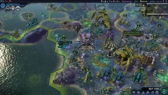 Civilization Beyond Earth Mac OS X