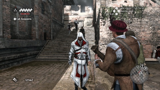 Assassins Creed Brotherhood Mac OS X