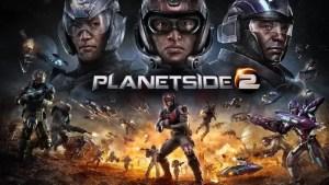 PlanetSide 2 Mac OS X