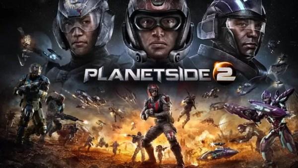 PlanetSide 2 Mac OS X Free SHOOTER for Mac