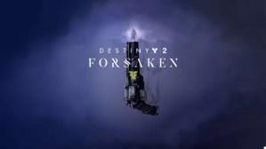 Destiny 2 Forsaken Mac OS X
