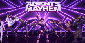 Agents of Mayhem Mac OS X