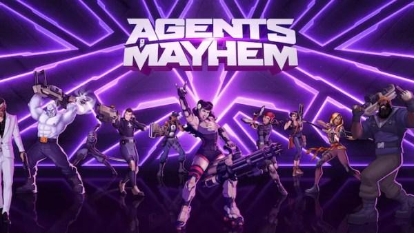 Agents of Mayhem Mac OS X Action-Adventure GAME