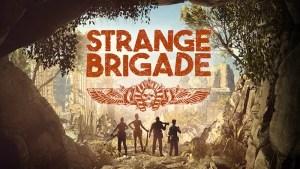 Strange Brigade Mac OS X