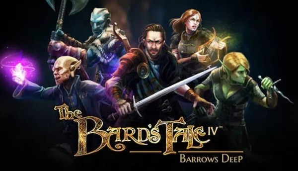 Bard's Tale IV Barrows Deep Mac Game ACTiVATED