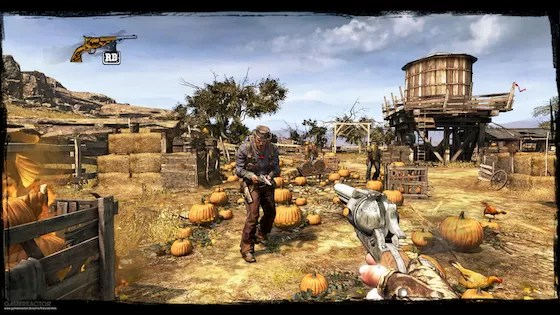 Call of Juarez Gunslinger Mac OS X