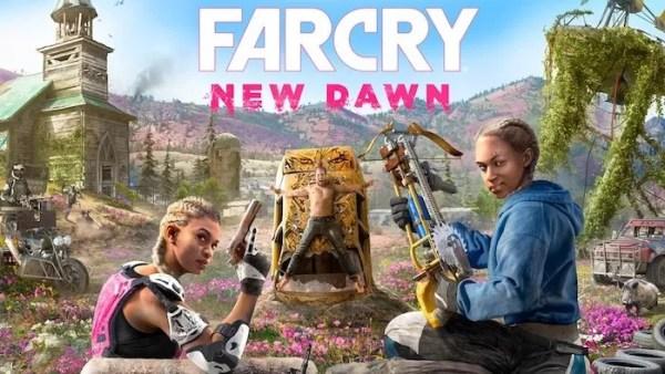 Far Cry New Dawn Mac OS X – The BEST Far Cry Game for Mac