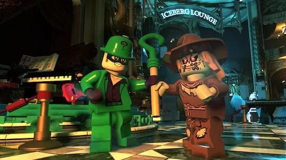 Lego DC Super Villains Mac OS X