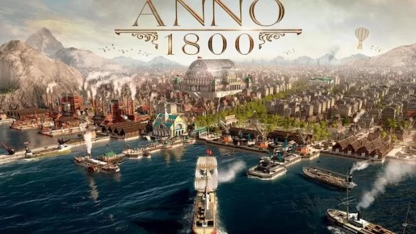 Anno 1800 Mac OS X – Download Macbook iMac STRATEGY Game