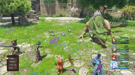 dragon quest XI mac OS X
