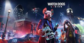 Watchdogs Legion Mac OS X