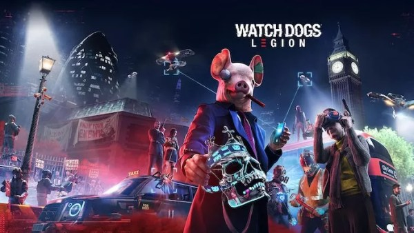 Watchdogs Legion Mac OS X – How to play on macOS