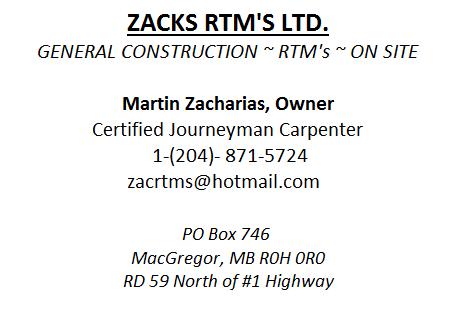 Zacks rtm