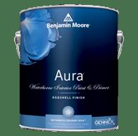 Aura Interior Waterborne Paint