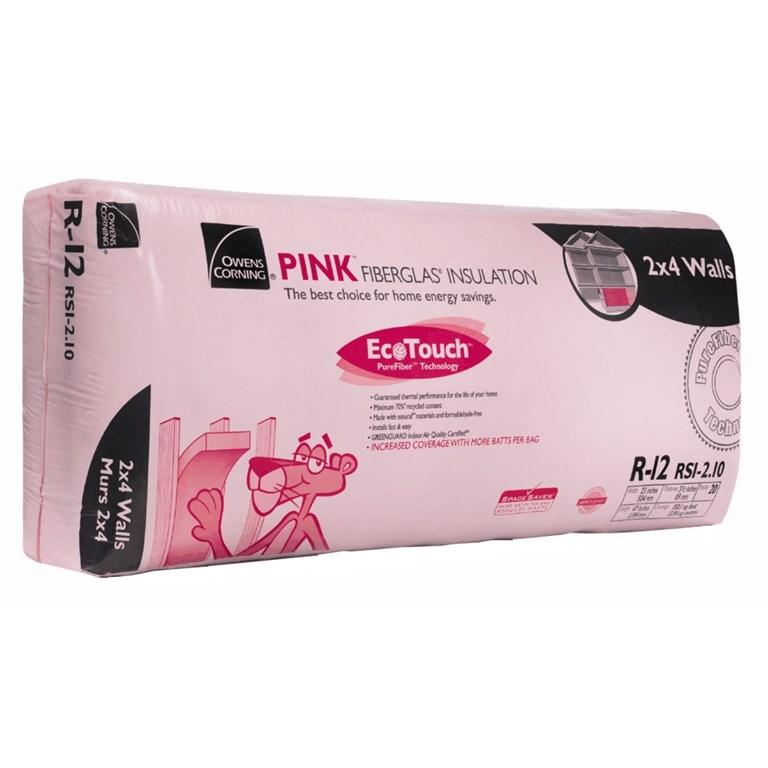 Owens Pink Insulation