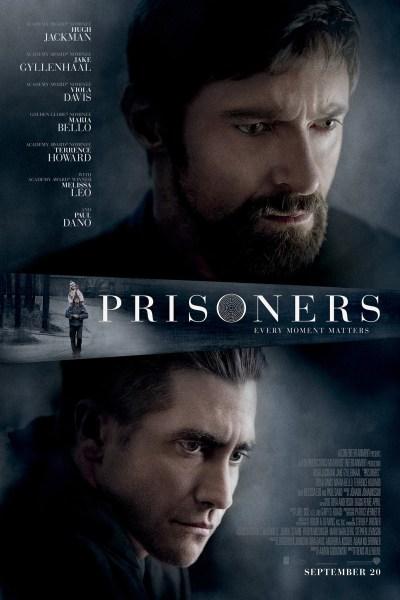 Hugh Jackman Jake Gyllenhaal Prisoners Movie Poster