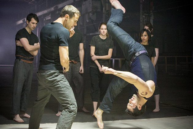 Divergent Movie Still 2