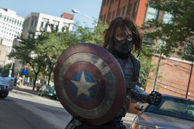 Captain America: The Winter Soldier Movie Still 2