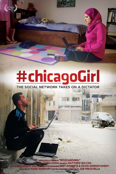 #chicagoGirl Movie Poster